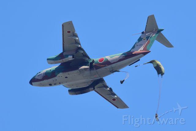 KAWASAKI C-1 (18-1031) - JASDF-Iruma air show