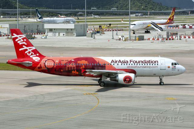 Airbus A320 (9M-AQI) - 18th August, 2019