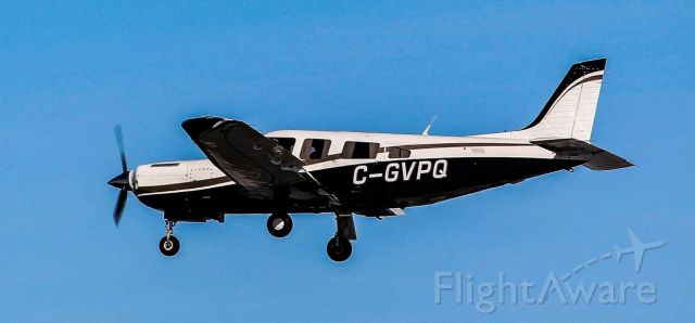 Piper Saratoga (C-GVPQ)