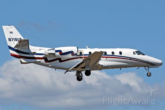 Cessna Citation Excel/XLS (N716LD)