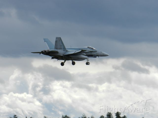 McDonnell Douglas FA-18 Hornet (18-8786)
