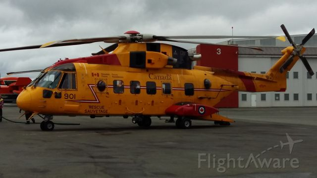WESTLAND Merlin (14-9901) - Agusta-Westland CH-149 Cormorant. Canadian Forces Air/Sea Rescue.