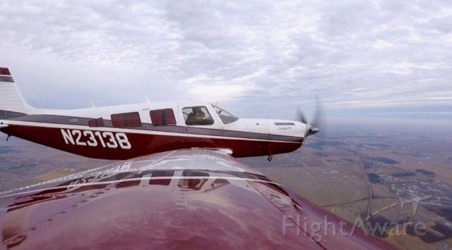 Piper Saratoga/Lance (N23138)
