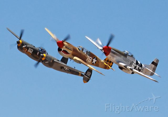 North American P-51 Mustang (N85104) - Valle, AZ
