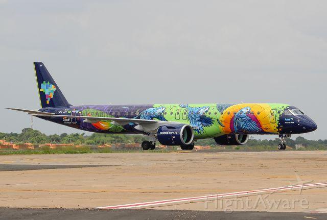EMBRAER ERJ-190-400 (PS-AEF) - PS-AEF Embraer E195-E2 (ERJ 190-400 STD) br /Azul Linhas Aéreas Brasileiras