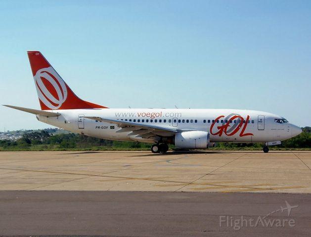 Boeing 737-800 (PR-GOY)