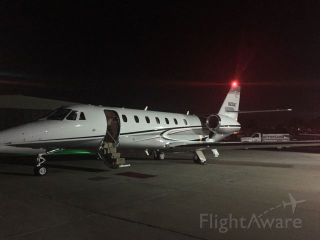 Cessna Citation Sovereign (N250AT)