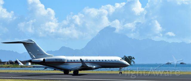 Bombardier Global Express (9H-VJO)