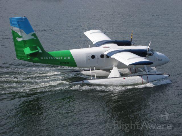 De Havilland Canada Twin Otter (C-FMHR)