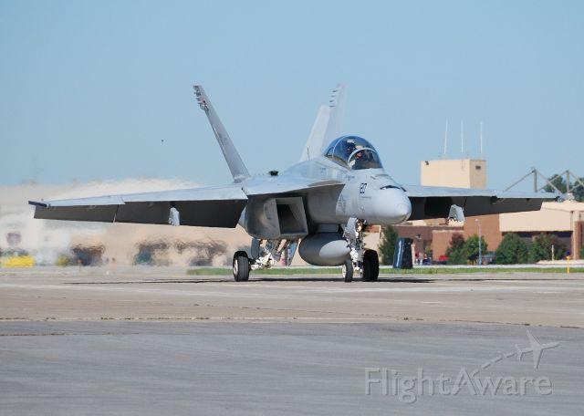 McDonnell Douglas FA-18 Hornet (USN) - F-18 Super Hornet