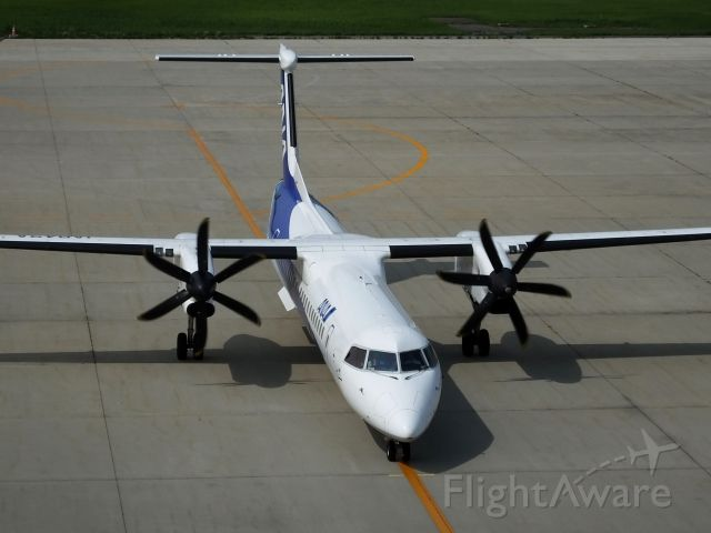 de Havilland Dash 8-400 (JA842A)