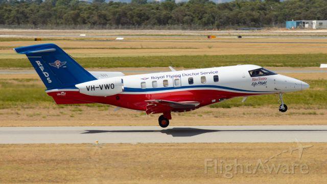 Pilatus PC-24 (VH-VWO)