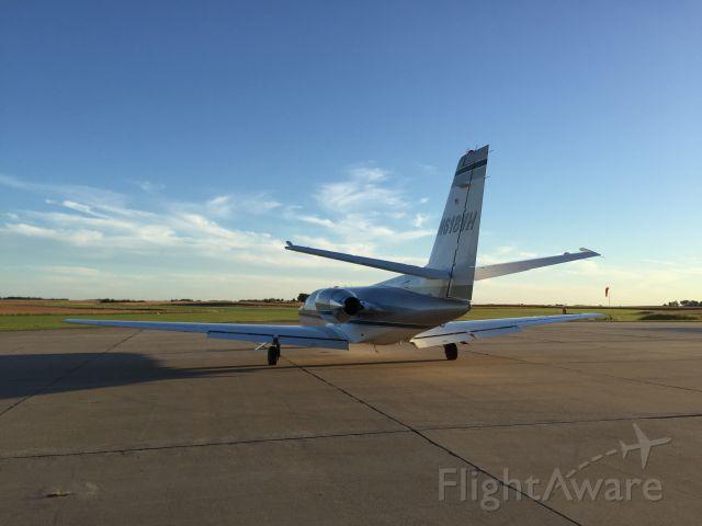 Cessna Citation V (N618VH) - Ready
