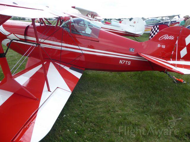 Cessna 336 Skymaster (N7TS)