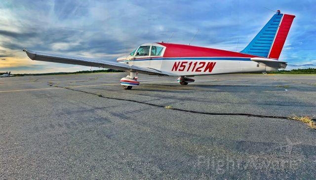 Piper Cherokee (N5112W)