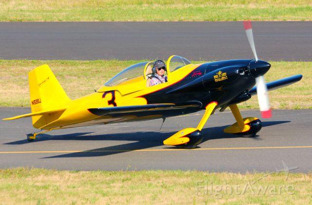 Vans RV-3 (N159SJ) - VANS RV-3B. Starks Twin Oaks Airparkbr /Hillsboro, Oregon. 7-7-12