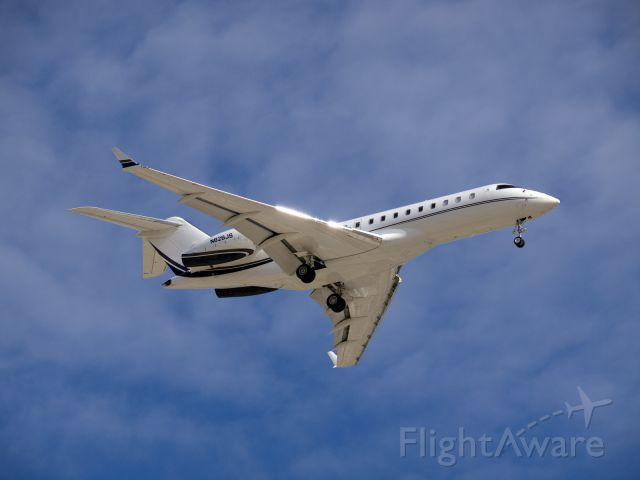 Bombardier Global Express (N626JS)