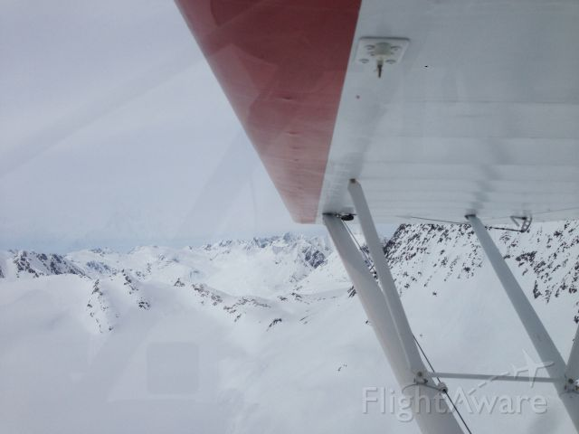 N1907A — - Dropping in on Valdez Alaska for the 2013 May Day fly-in.
