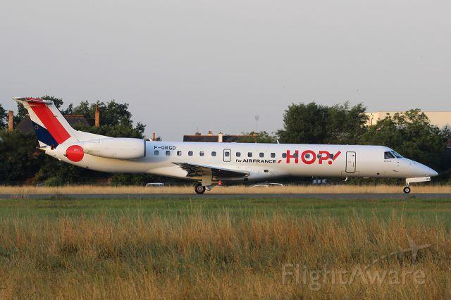 Embraer ERJ-145 (F-GRGD)