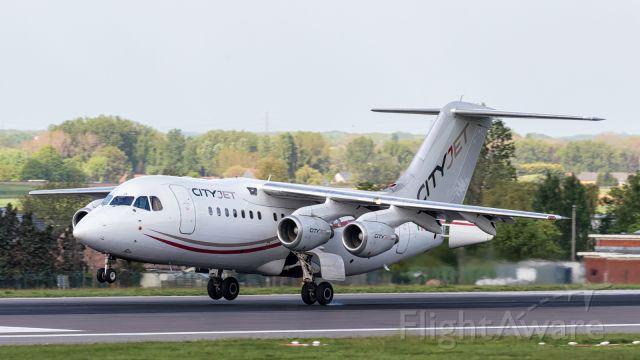 Avro Avroliner (RJ-85) (EI-RJY)