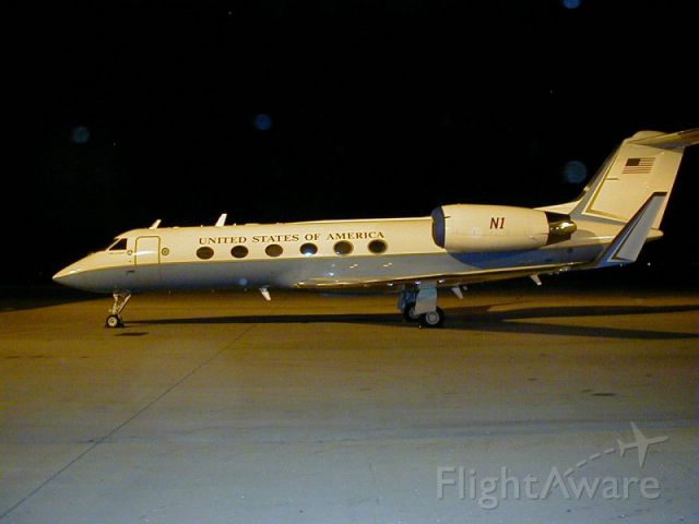 Gulfstream Aerospace Gulfstream IV — - The FAA Administrator visited one day in 2003.
