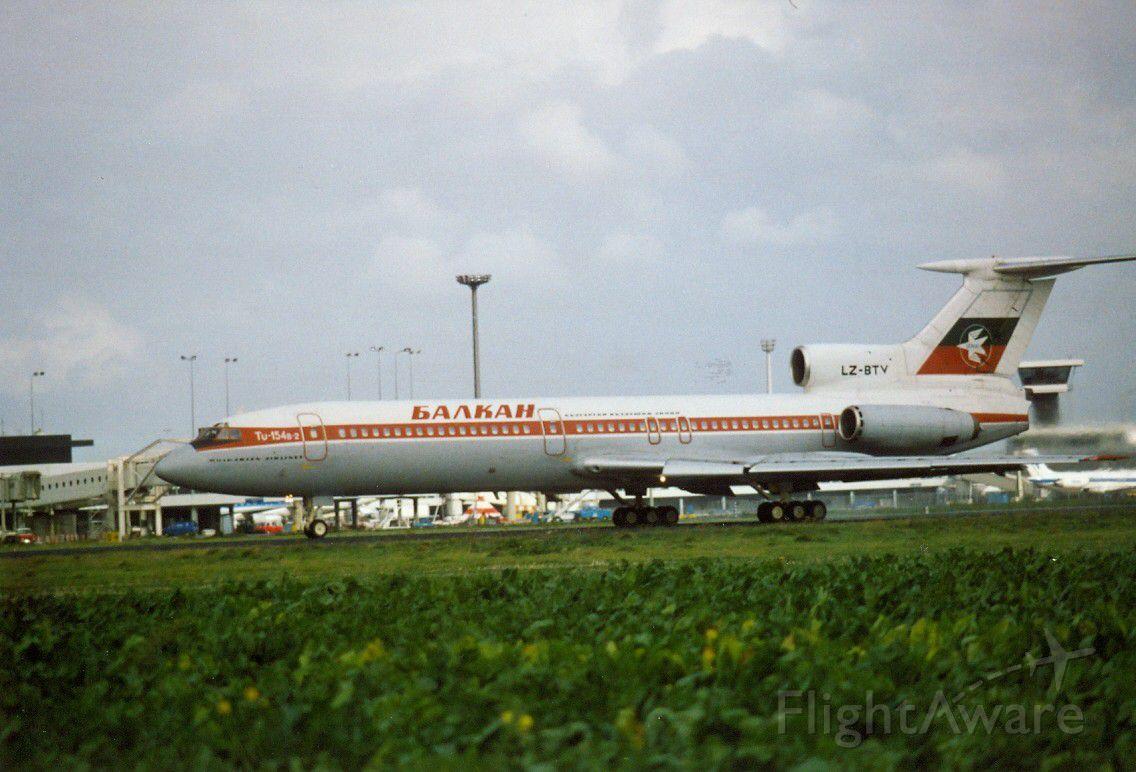 LZ-BTV — - Bulgarian Airline cn82A569