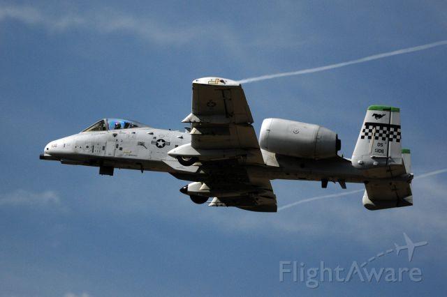 Fairchild-Republic Thunderbolt 2 — - 2011 Seoul International Aerospace and Defense Exhibition