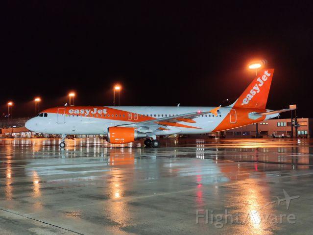 Airbus A320 (OE-IZC)