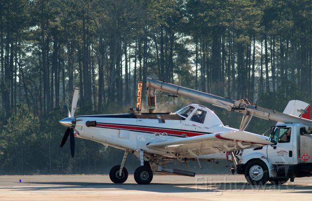 AIR TRACTOR Fire Boss (N802KP)