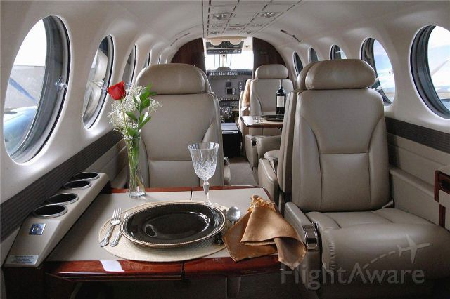 Beechcraft Super King Air 300 (N350MZ)