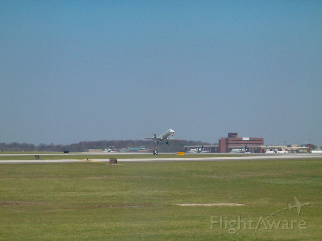 UNKNOWN — - Takeoff on adjoining runway as we taxied to the terminal