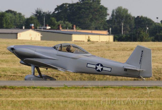 N2626Y — - Seen at KFDK on 7/19/2009.