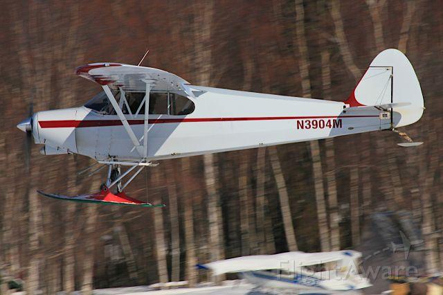 Piper PA-12 Super Cruiser (N3904M)