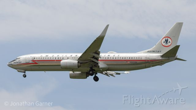 """N905NN — - American Airlines """"Astrojet"""" on final at Tulsa International Airport!"""