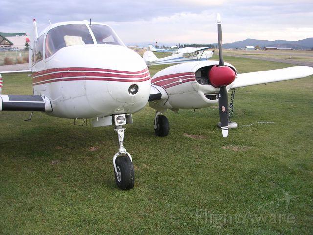 Piper Apache (N4340Q)