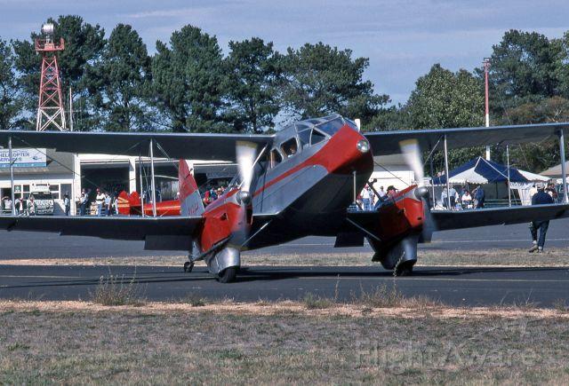 DE HAVILLAND DH-84 Dragon (VH-BGP)