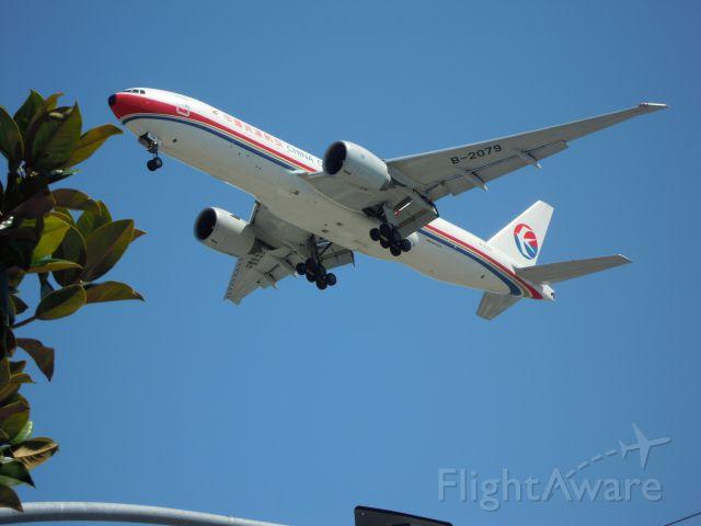 Boeing 777-200 — - china cargo 777-200 lax