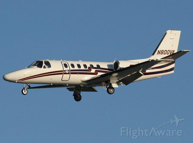 Cessna Citation II (N800VA)