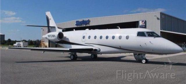 IAI Gulfstream G200 (N612MH)