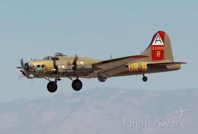 Boeing B-17 Flying Fortress (N93012) - Marana Airport, Arizona