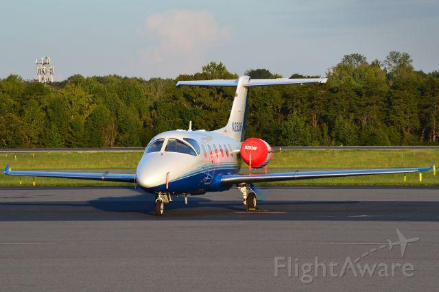 Beechcraft Beechjet (N253AF) - RIGI INC at KJQF - 10/5/18
