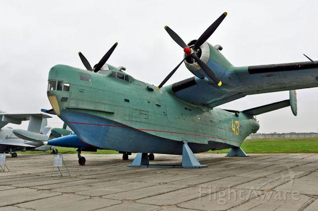 — — - On display at Ukraine State Aviation Museum, Kiev, Ukraine.