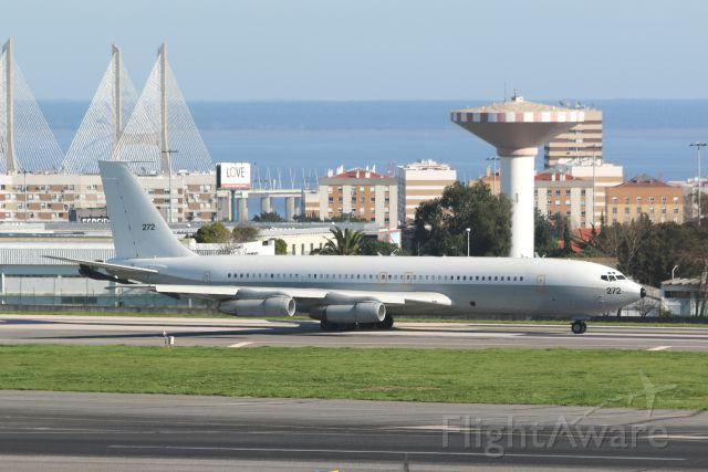 Boeing 707-100 (N272)