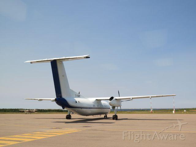 de Havilland Dash 8-200 (C-GQBT) - Québec