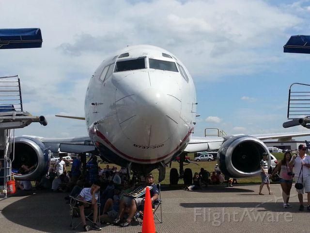 Boeing 737-700 — - B737-300