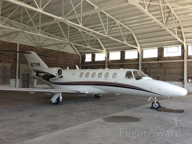 Cessna Citation CJ2+ (N77VR)