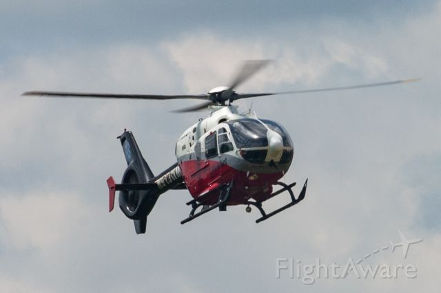 N919WM — - WakeMed's 2004 Eurocopter EC-135-P2 at the 2019 Greatest Show on Turf in Geneseo, NY