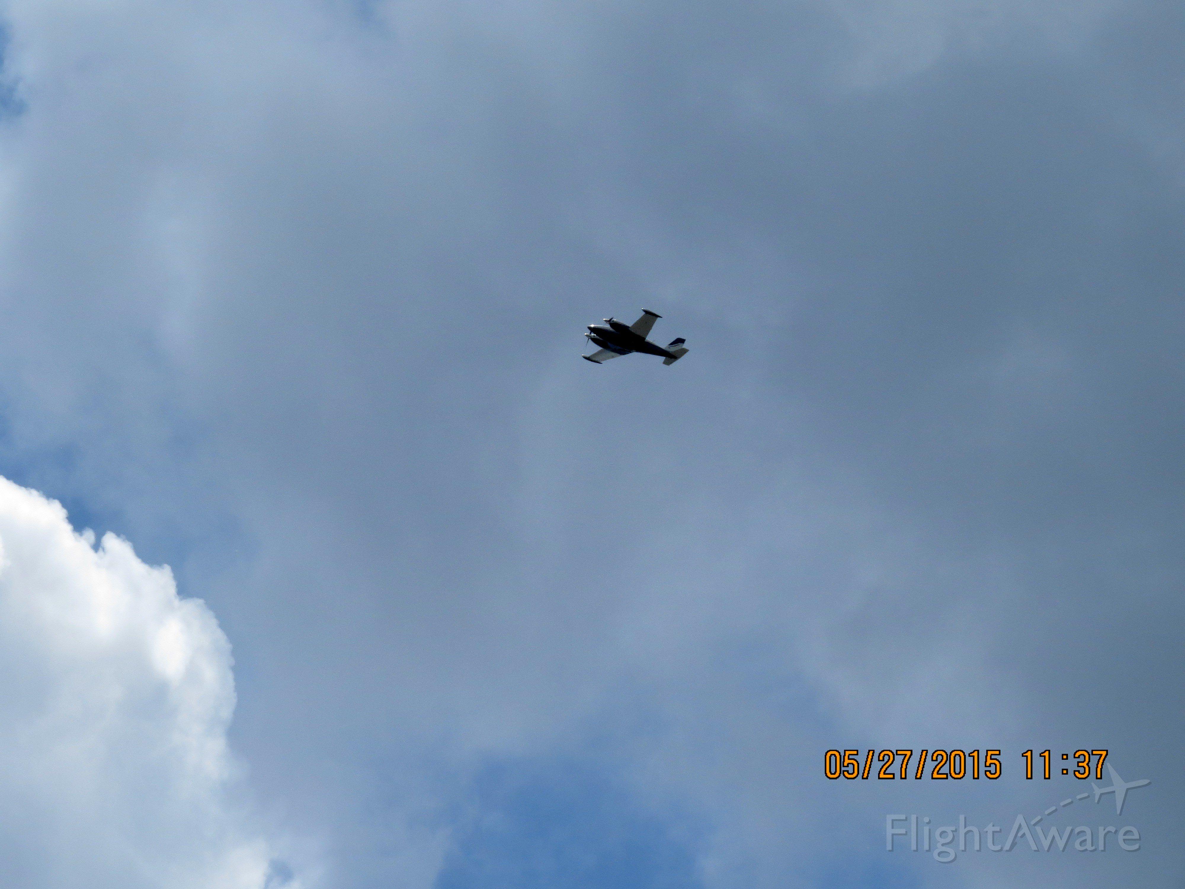 Piper PA-30 Twin Comanche (N50TD)