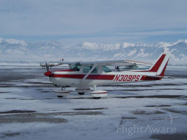 Cessna 152 (N309PS) - Bozeman, Montana      150HP/Extended Tank/STOL/IFR