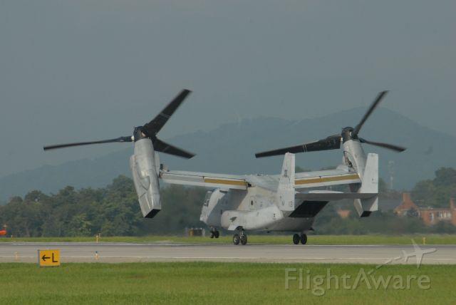 Bell V-22 Osprey — - Rolling Take Off